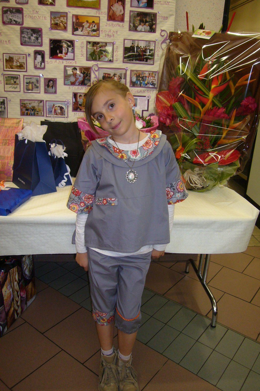Couture - Une Phedka pour ma fille