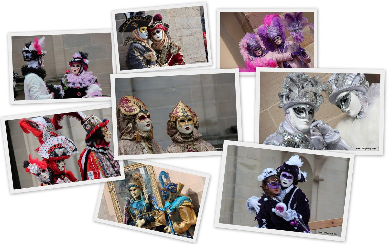Photos - Carnaval Vénitien de Remiremont