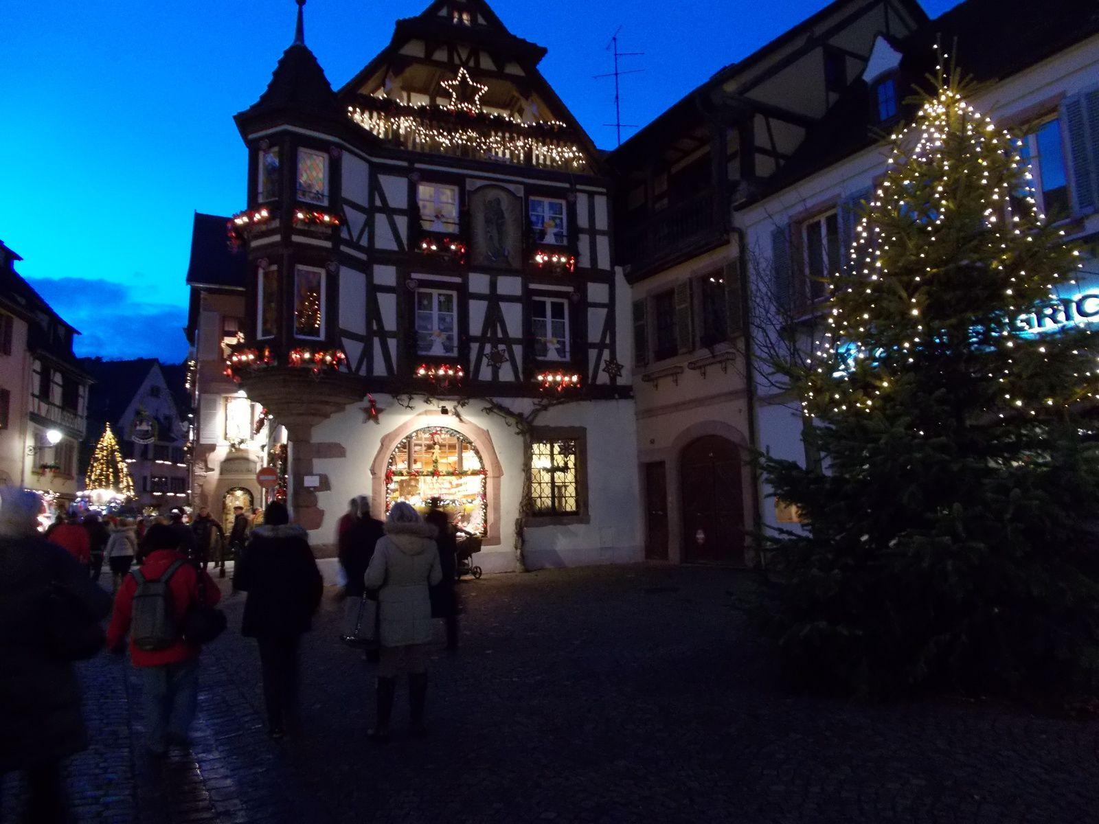 Marché de Noël de Kaysersberg (Alsace)
