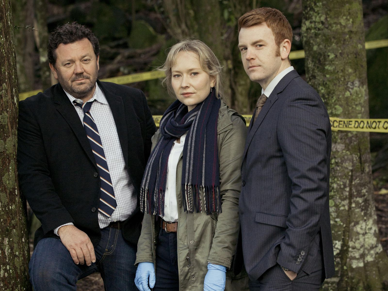 BROKENWOOD: &quot&#x3B;Chasse à l'homme&quot&#x3B; [Replay] Mardi  28-07-2015. S1-E4/4