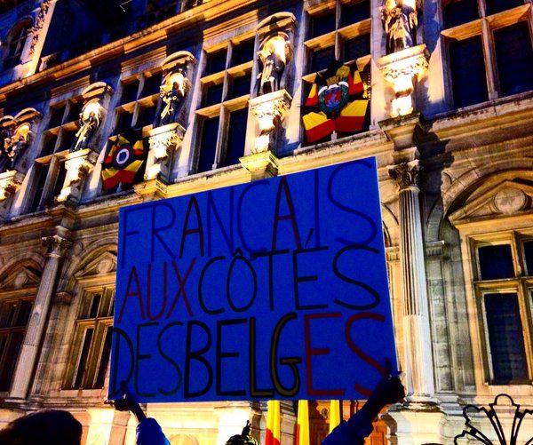 Bruxelles, attentats du Mar.22-03-2016: les barbares sont de retour