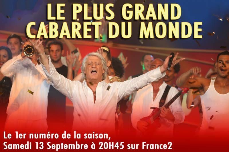 &quot&#x3B;Le plus grand cabaret du monde&quot&#x3B; Vendredi 01-07-2016[Replay] France 2