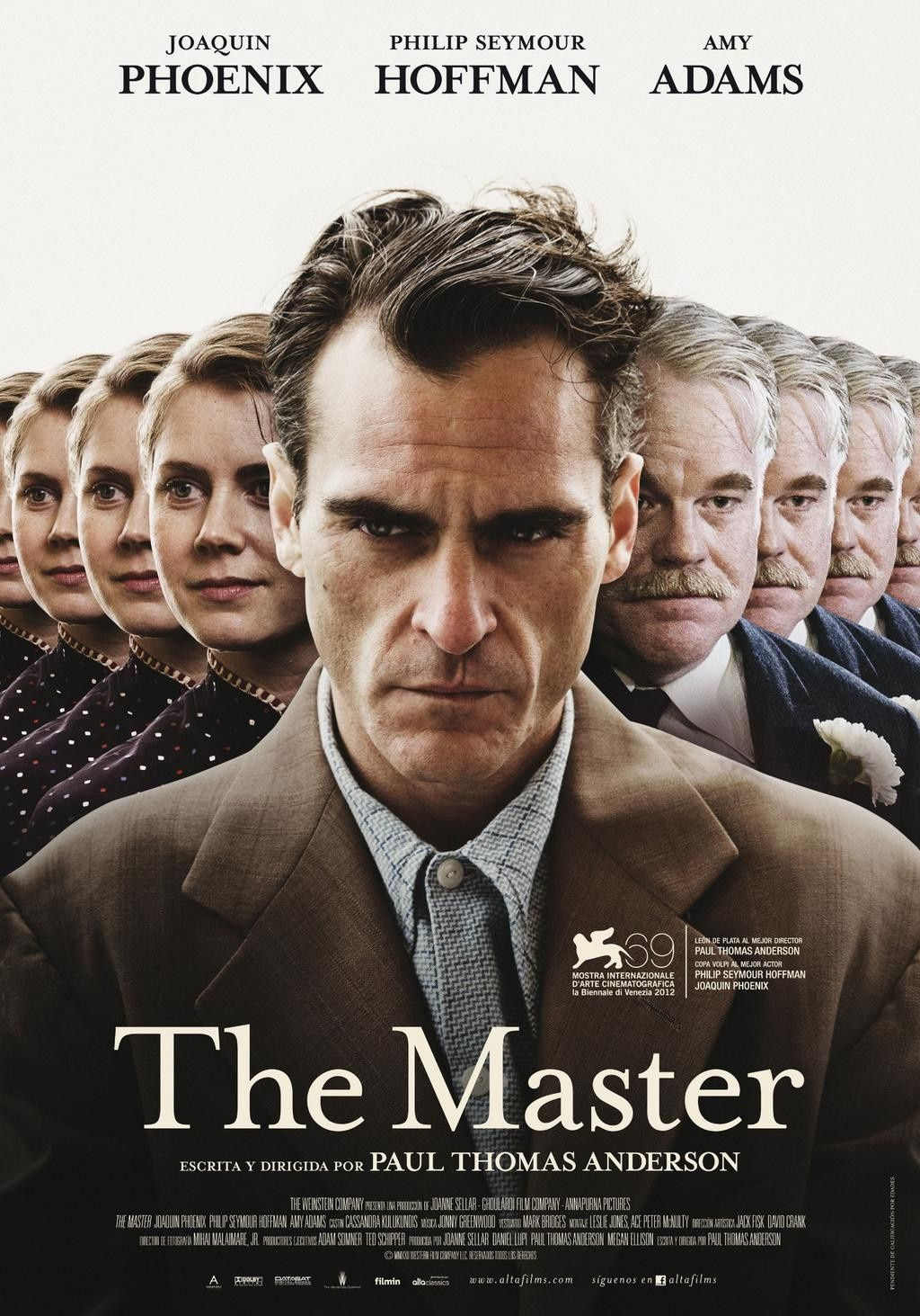 &quot&#x3B;THE MASTER : ANALYSE D'UNE SEQUENCE&quot&#x3B; !!!