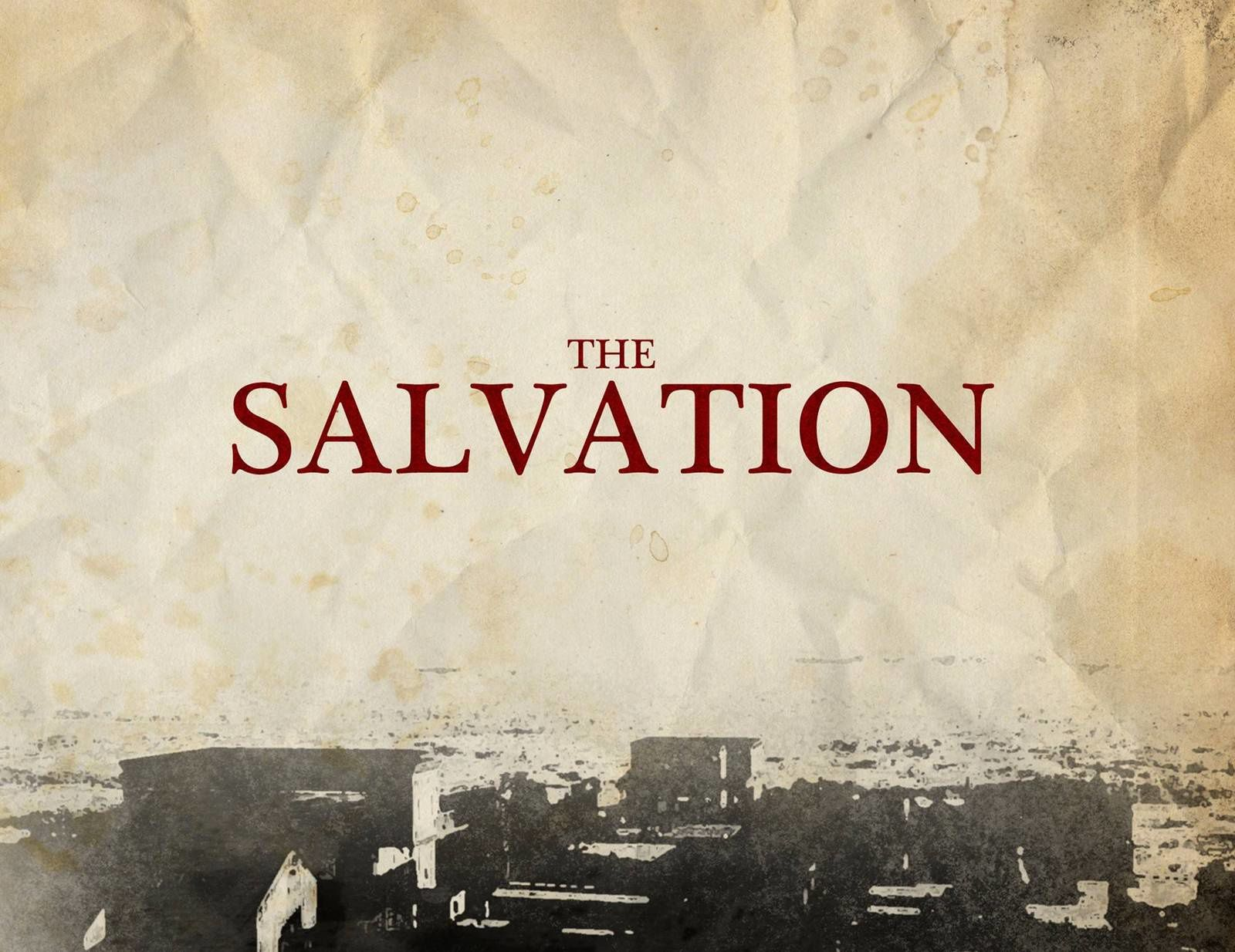 &quot&#x3B;THE SALVATION&quot&#x3B; !!!!