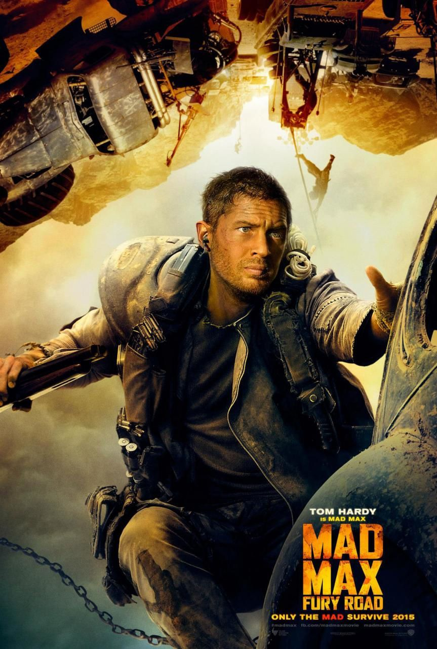 &quot&#x3B;MAD MAX-FURY ROAD : PREMIER TRAILER&quot&#x3B; !!!!