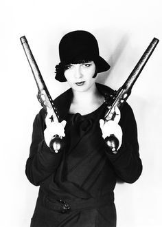 LOUISE BROOKS/LOULOU