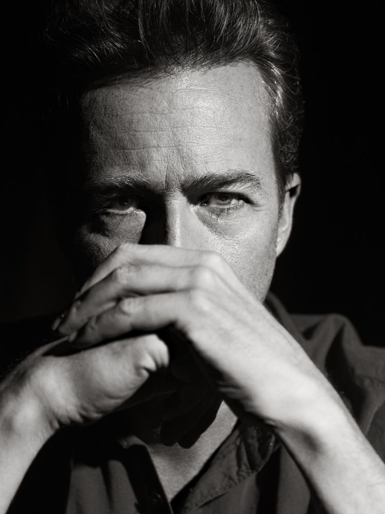 EDWARD NORTON/MIKE SHINNER