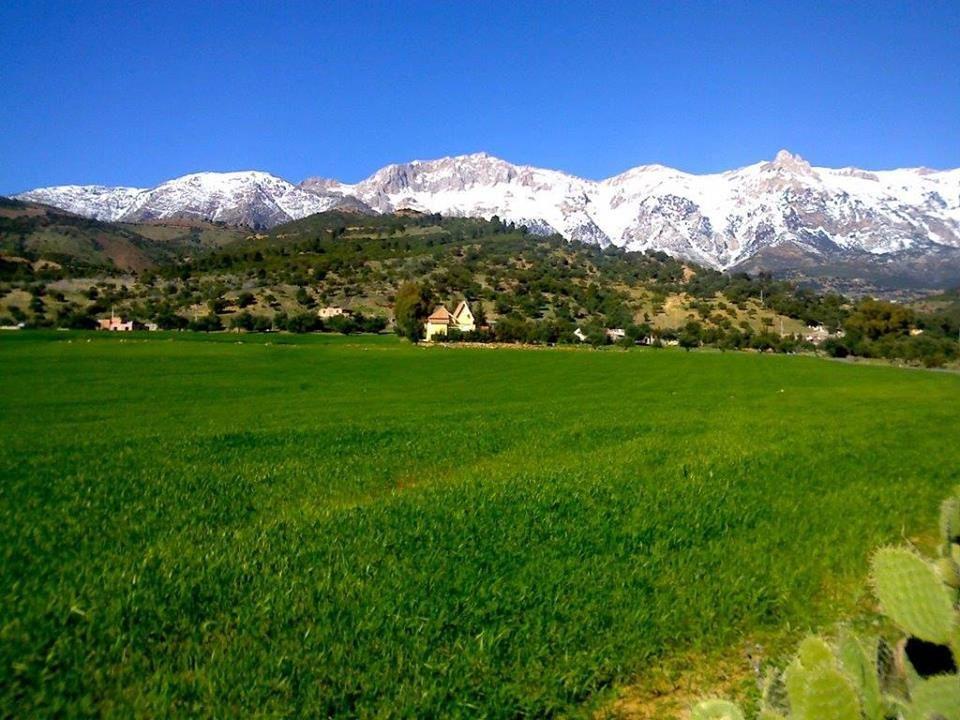 Montagnes de Kabylie, Algérie
