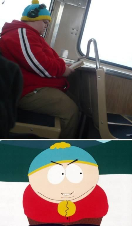 CARTMAN  (SOUTH PARK)