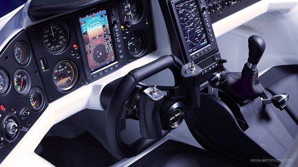 AeroMobil 3.0 La première voiture volante, testé en condition réelle