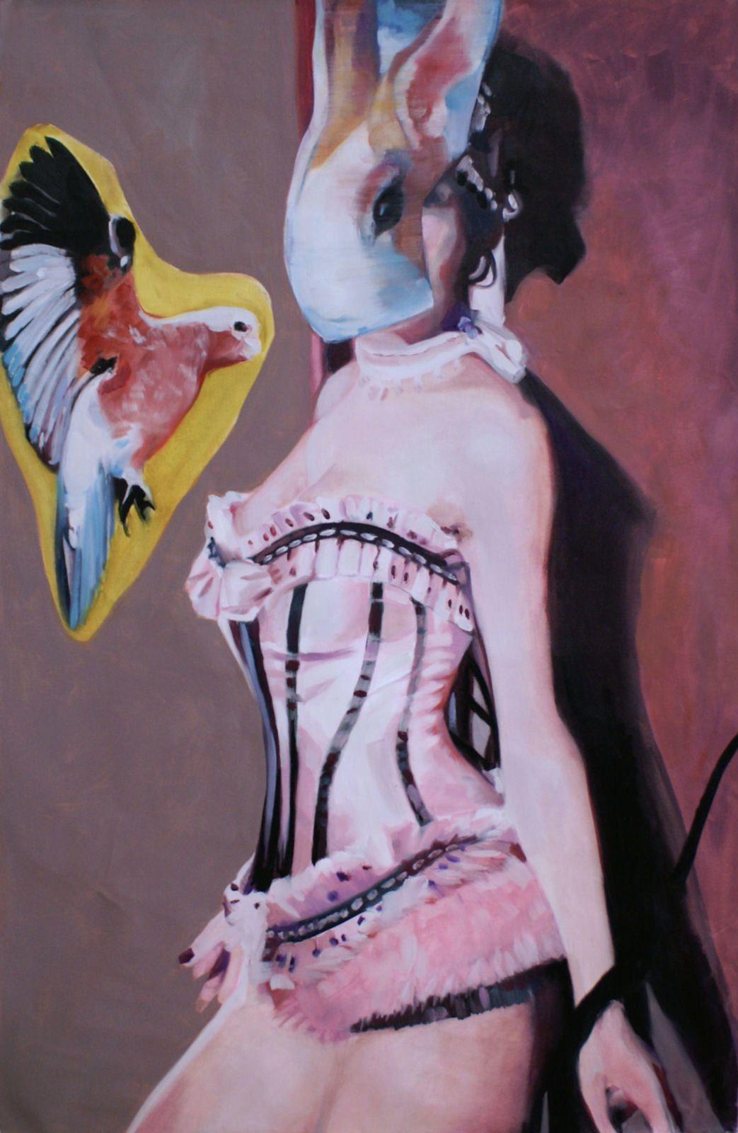 oils on canvas, 100 x 66 cm , 2015