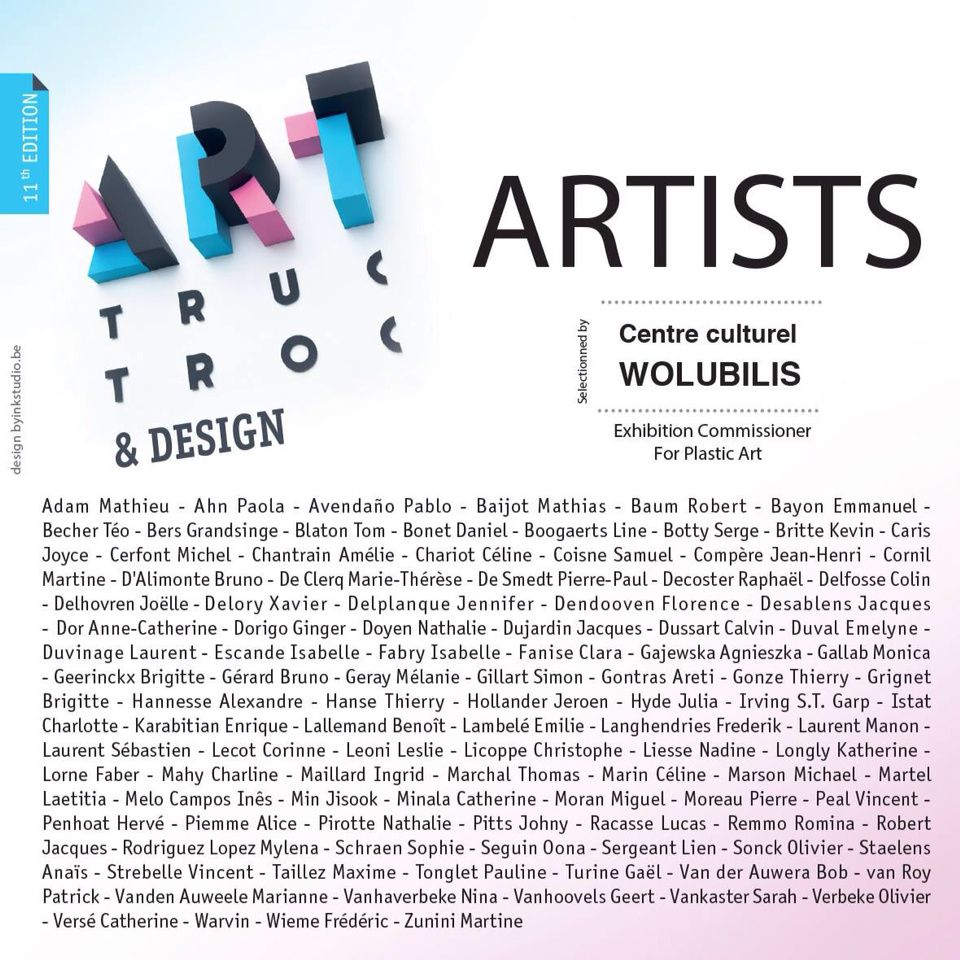 Art truc troc 2015 : see you soon !