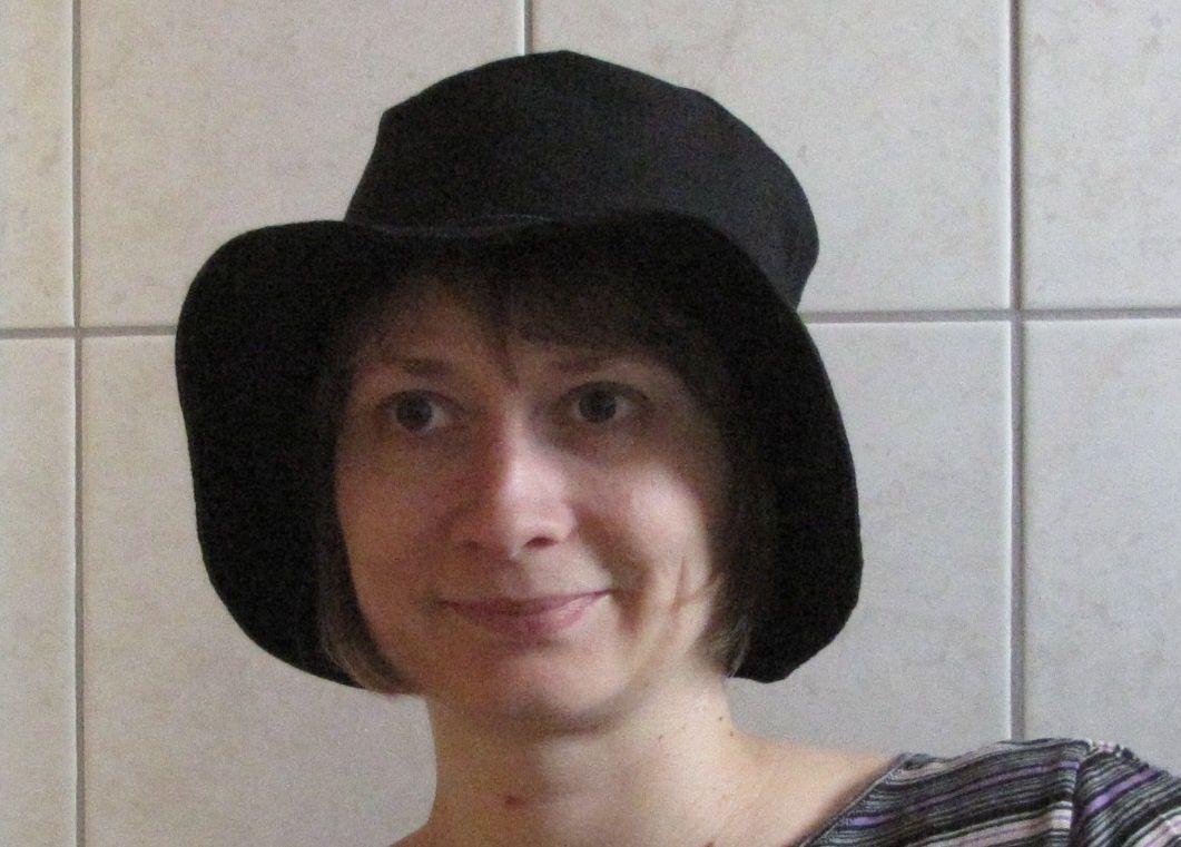 """La chapeau """"dame"""""""