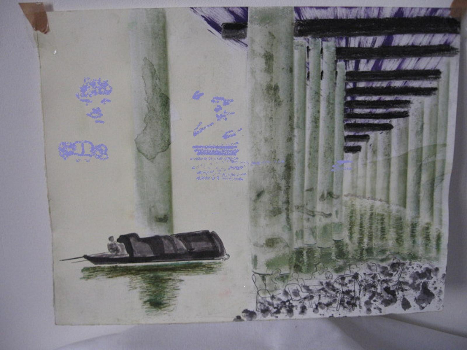 Vous pouvez acheter les peintures et dessins via ce blog mais aussi sur le site www.galerie-creation.com/