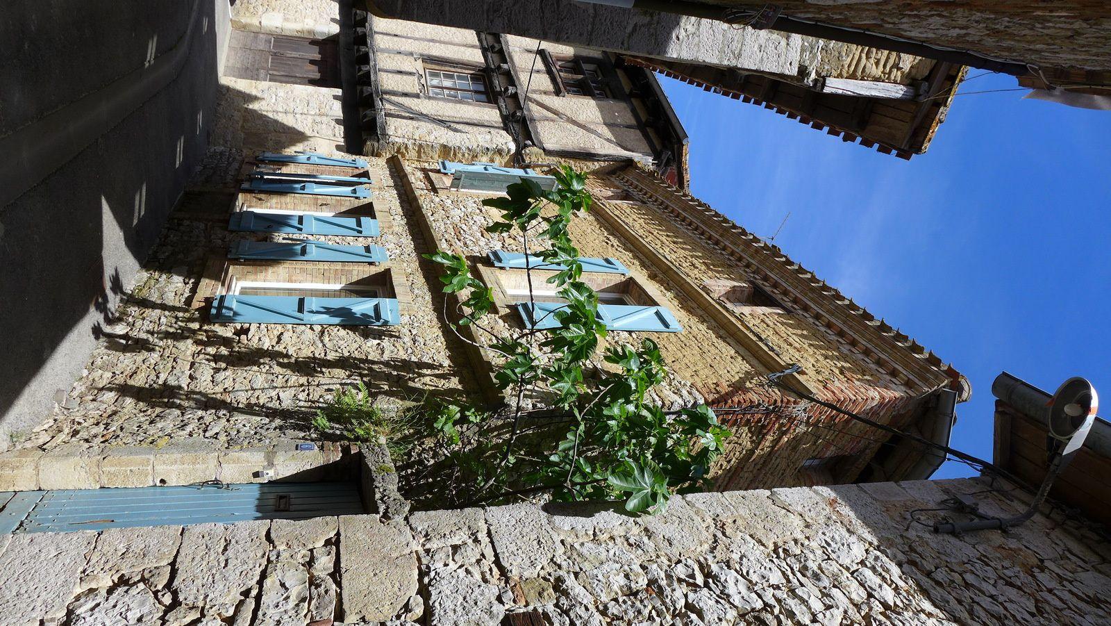 Gorges de l'aveyron de Montauban à Penne