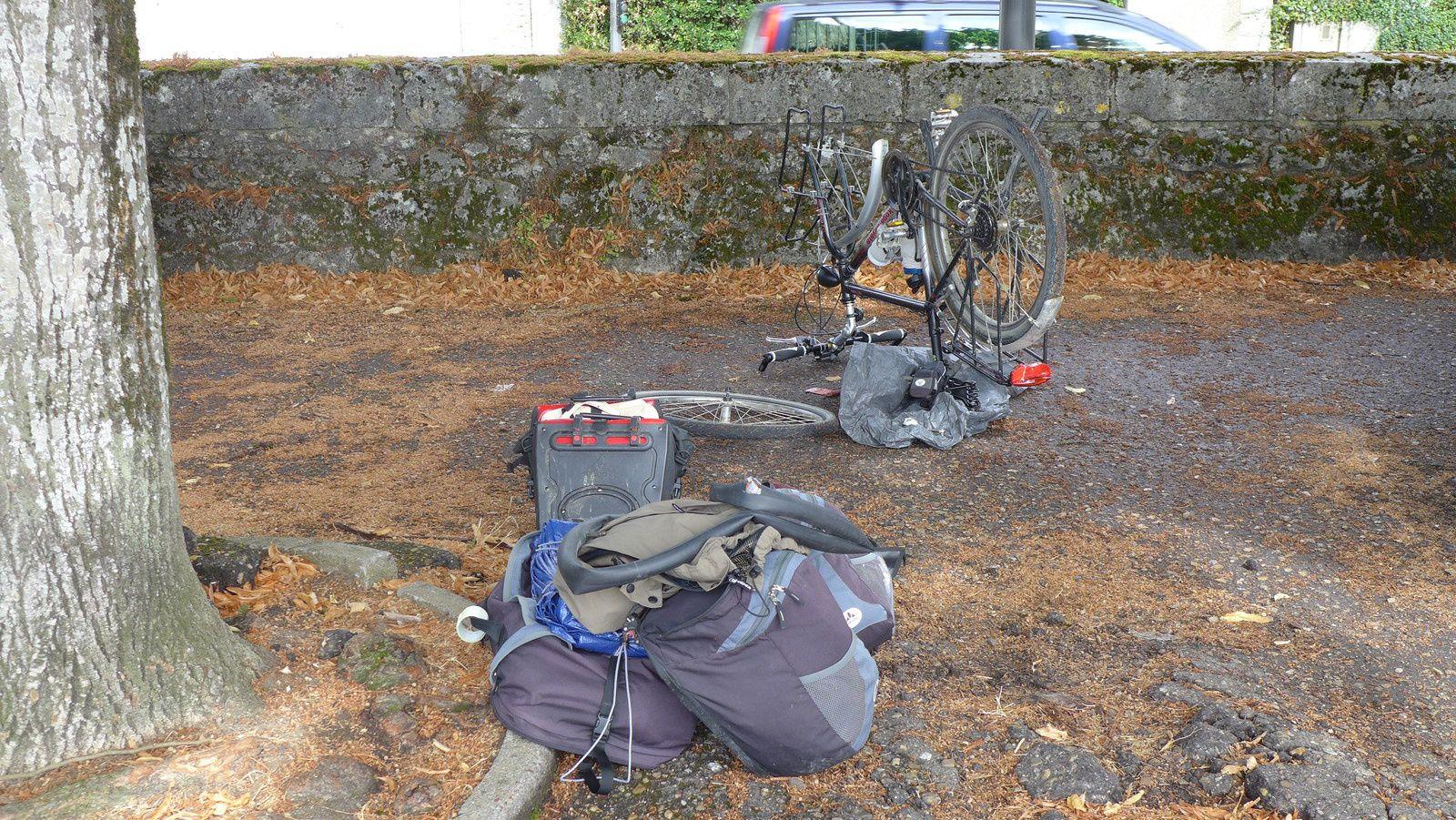 600 km au fil de la Loire à vélo de St Brévin les Pins à Orléans