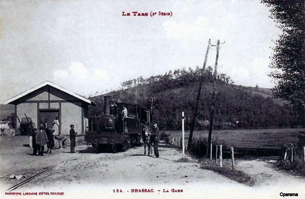 Gare de Brassac