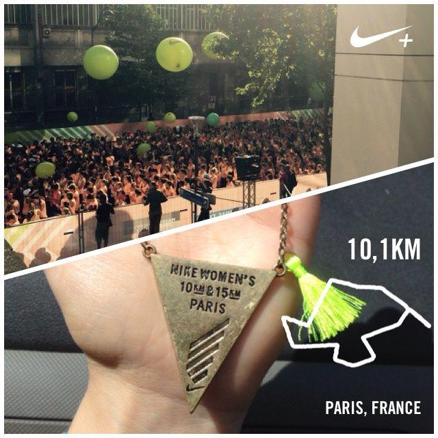 Nike women race Paris: CR
