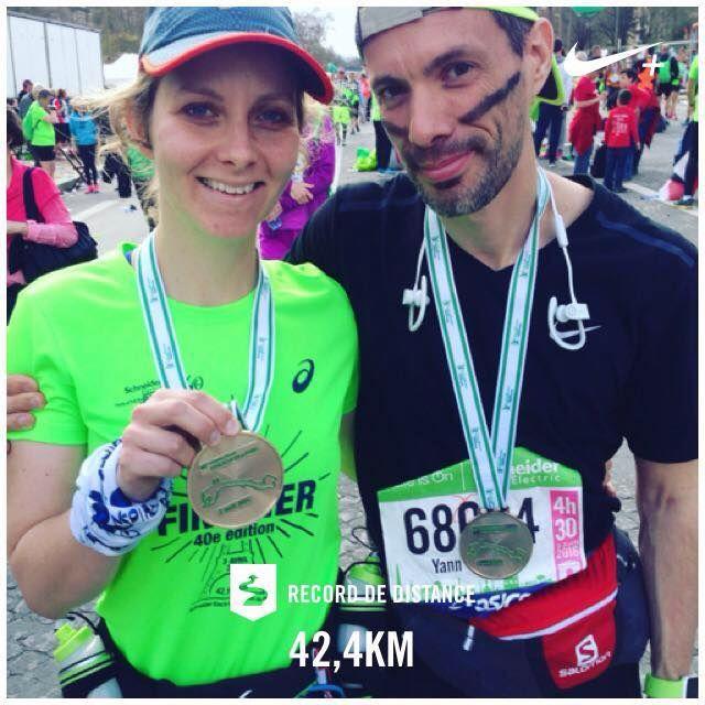 Marathon de Paris 2016: I'm a finisher!