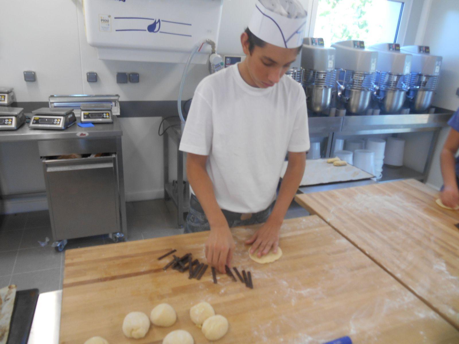 DIMA : &quot&#x3B;Découvrir le métier de boulanger...&quot&#x3B;