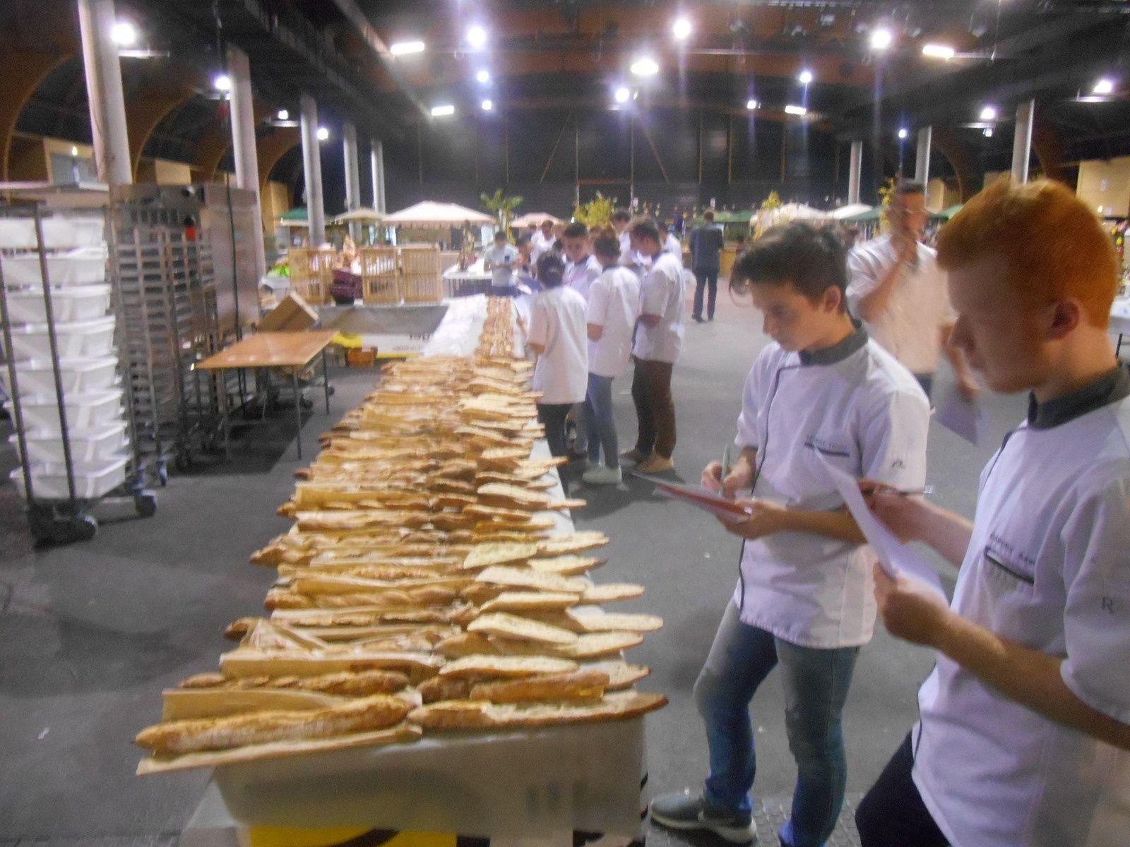 BAC 1ère : &quot&#x3B; Jury de la fête du pain...&quot&#x3B;