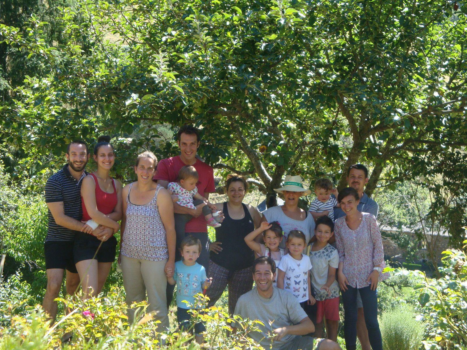 Suite de l'été en Aveyron et Cantal