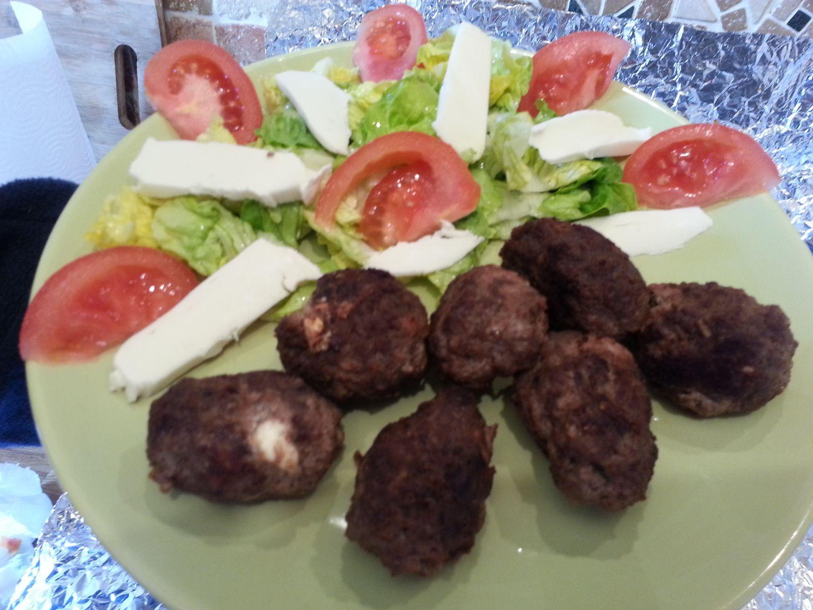 les boulettes libanaise