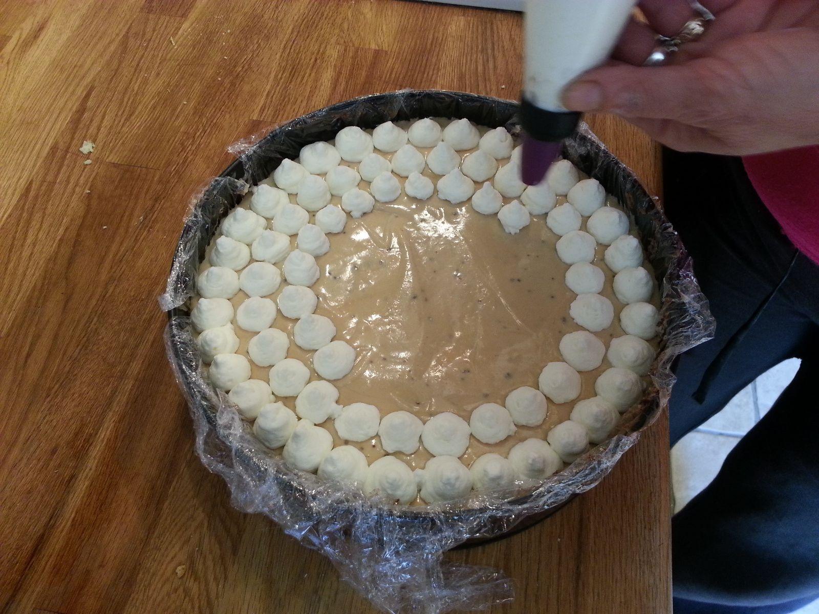 le gâteau Cyril