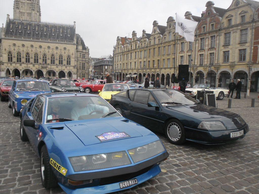 2014-Rallye des Jonquilles-ARRAS