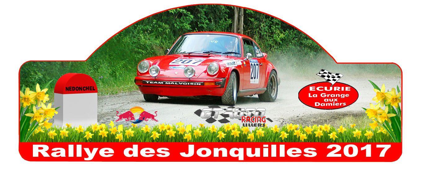 Rallye des Jonquilles 2017