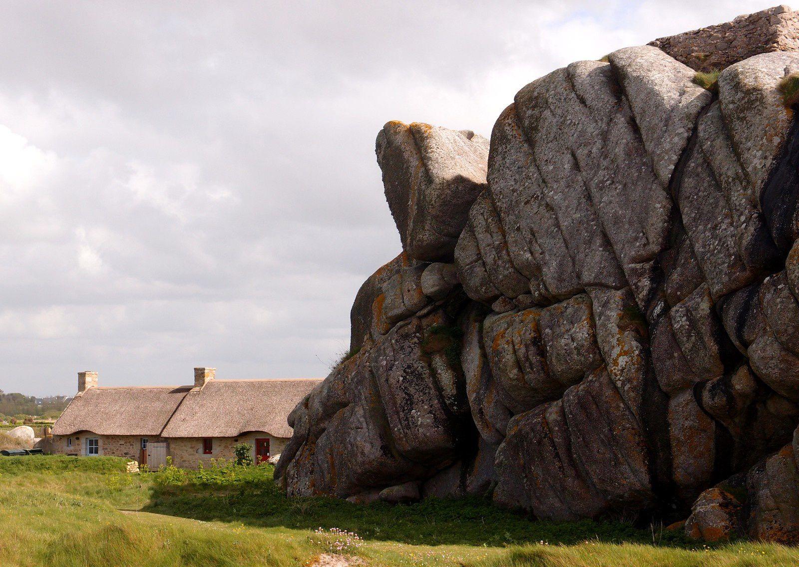 le pays où les maisons sont plus petites ques les rochers