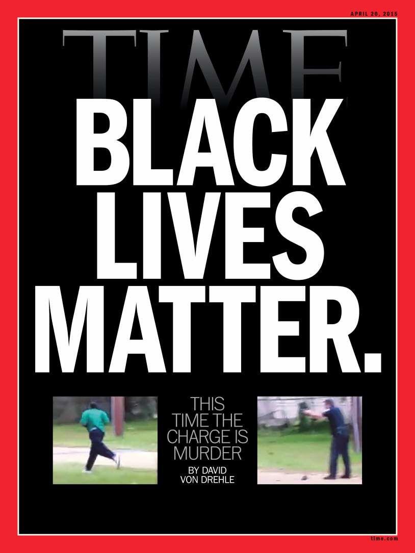 la vie des noirs compte !