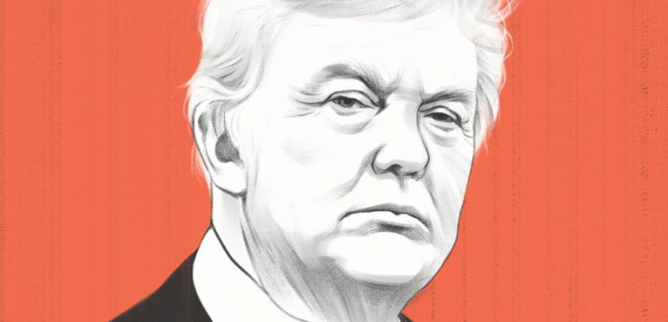 &quot&#x3B;Donald Trump ne rit jamais&quot&#x3B;