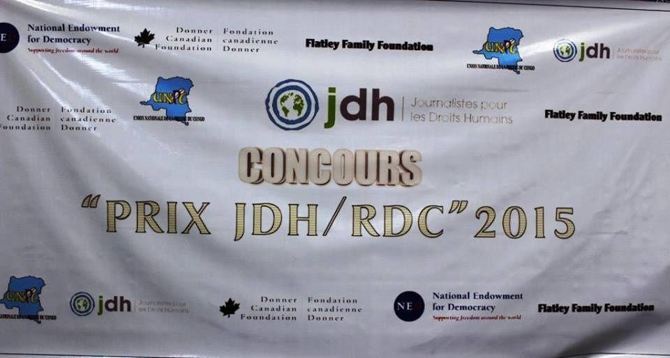 Prix JDH 2015: Le concours est ouvert