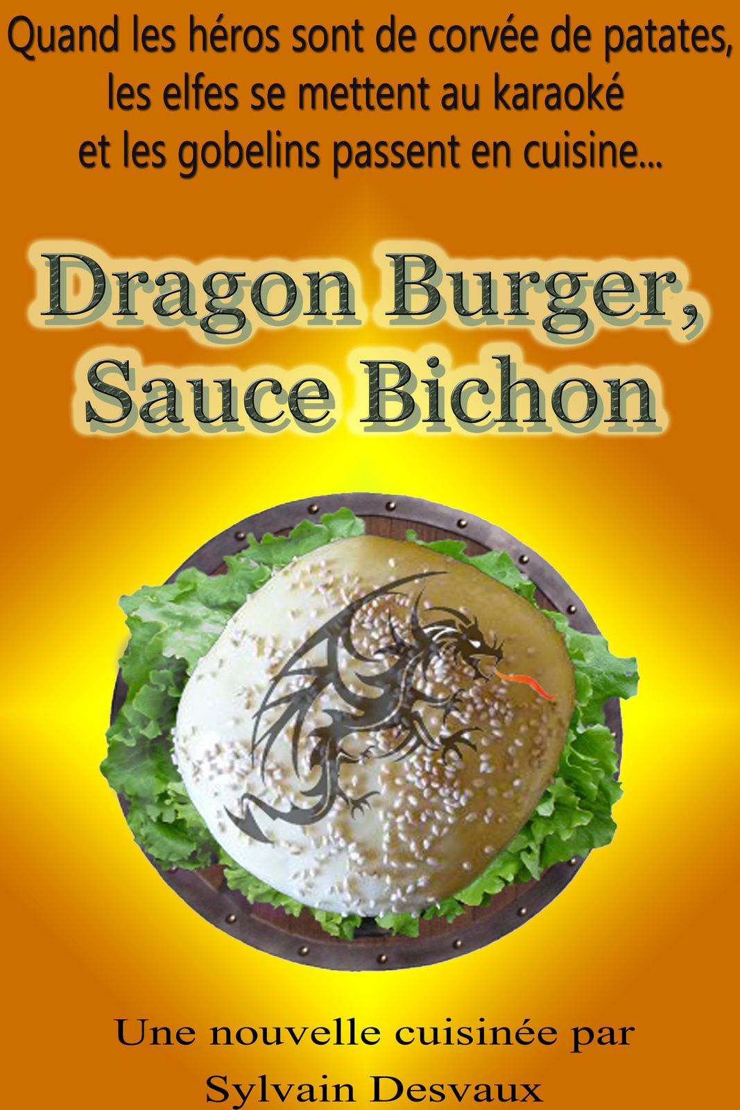 Dragon Burger Sauce Bichon