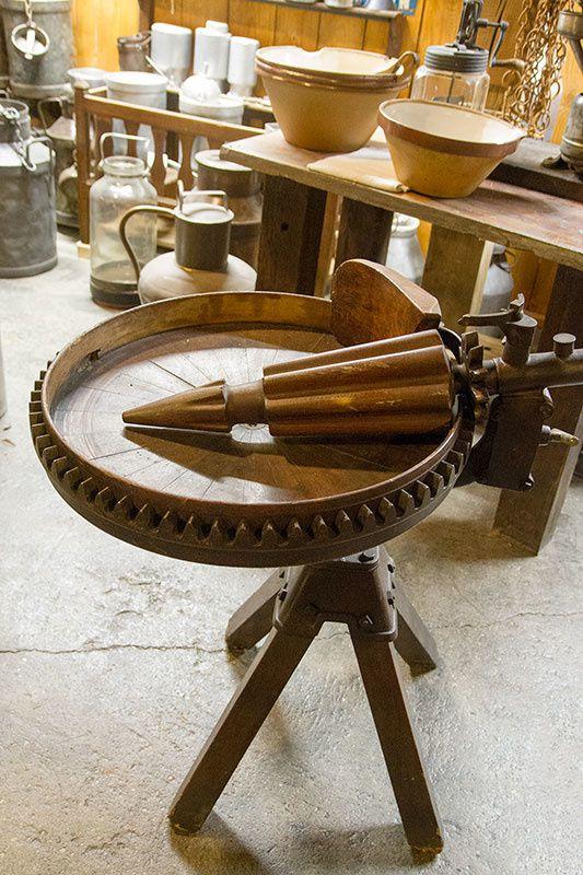 Journées du patrimoine, musée des Métiers d'Antan