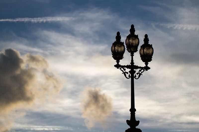 Ciel et lumière
