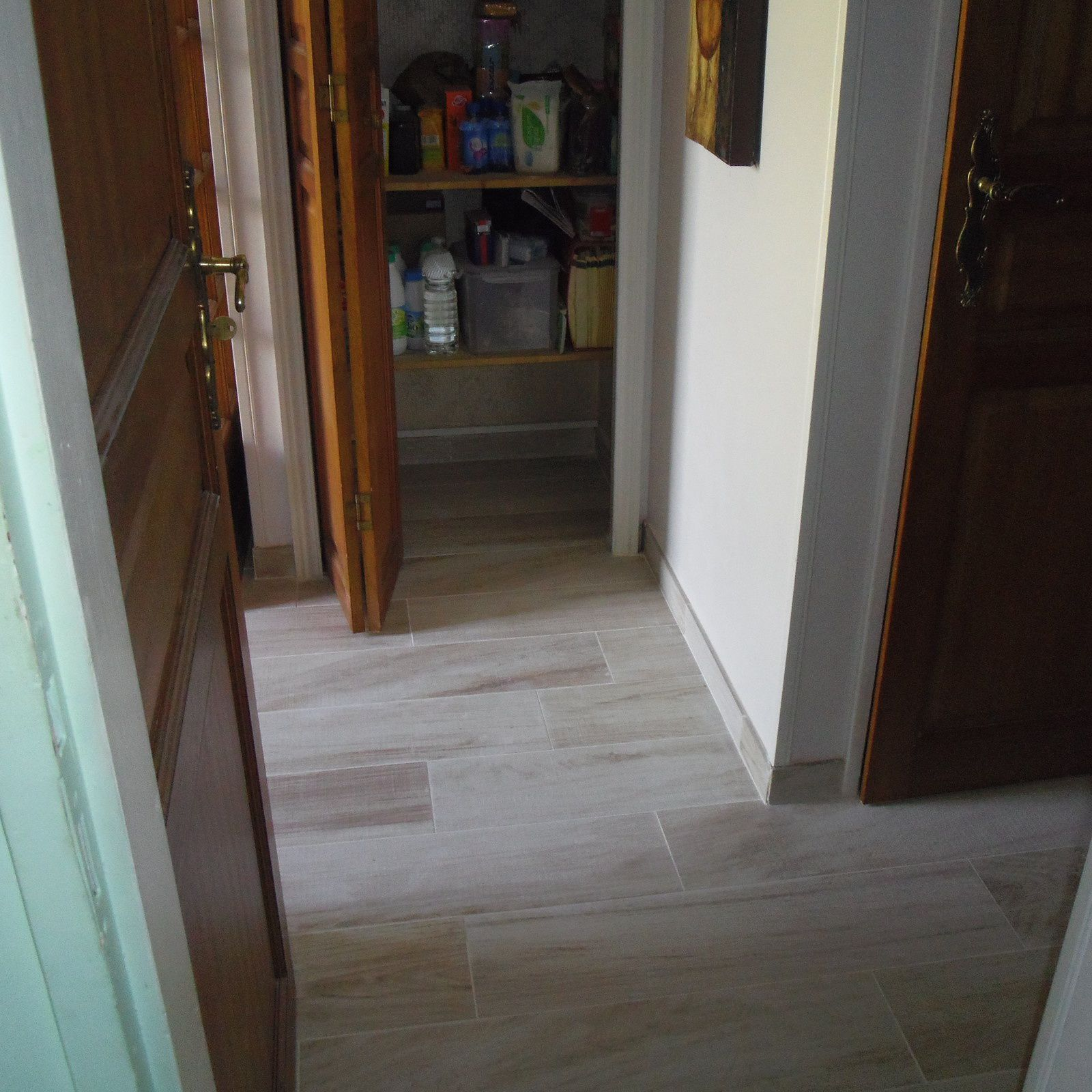 Pose d un carrelage imitation parquet 28 images poser for Poser un carrelage