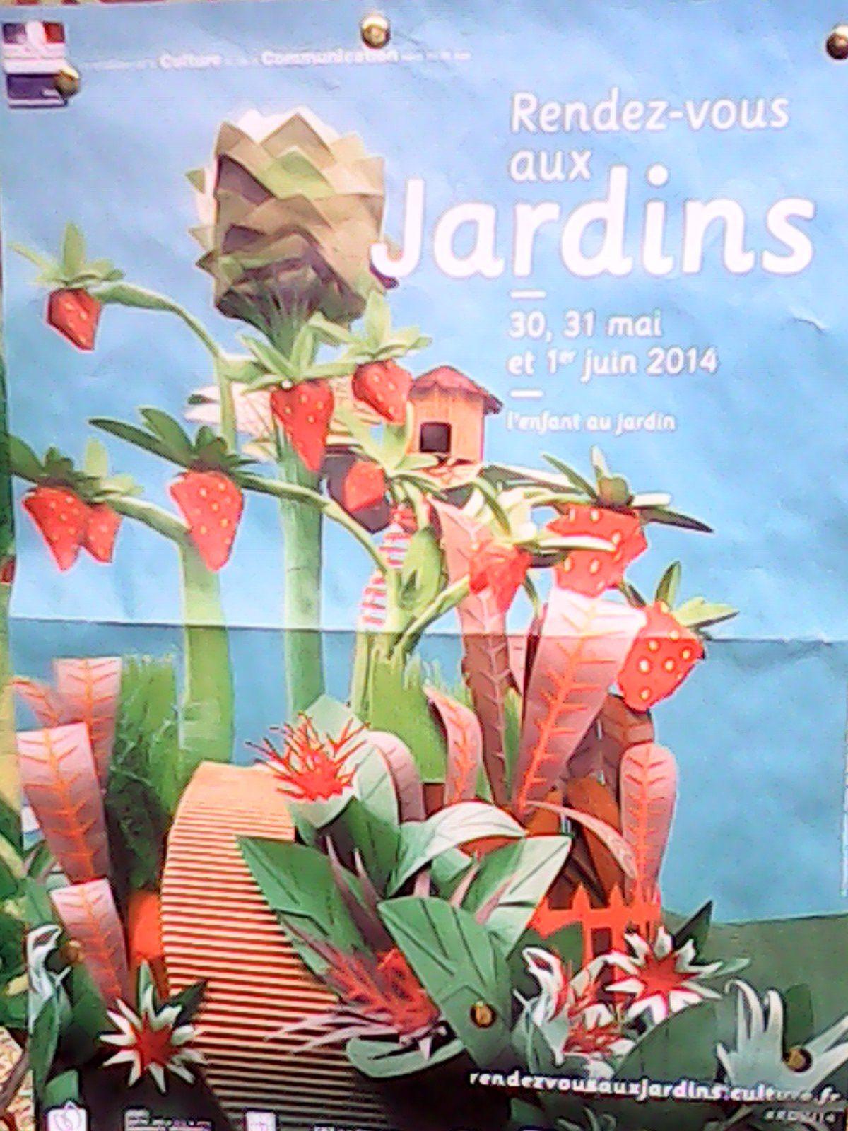 Suite rdv aux  jardin du 1 juin 2014