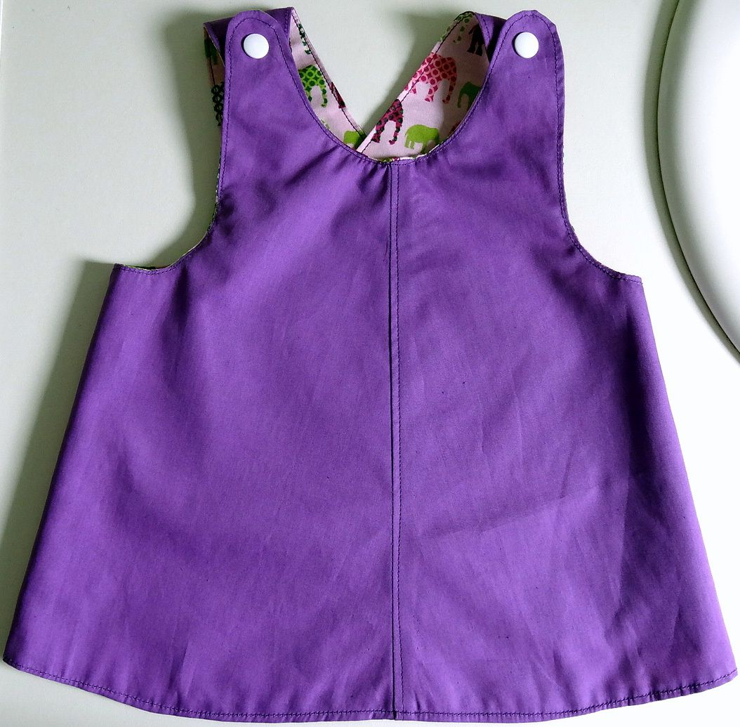 Robe Tablier #2