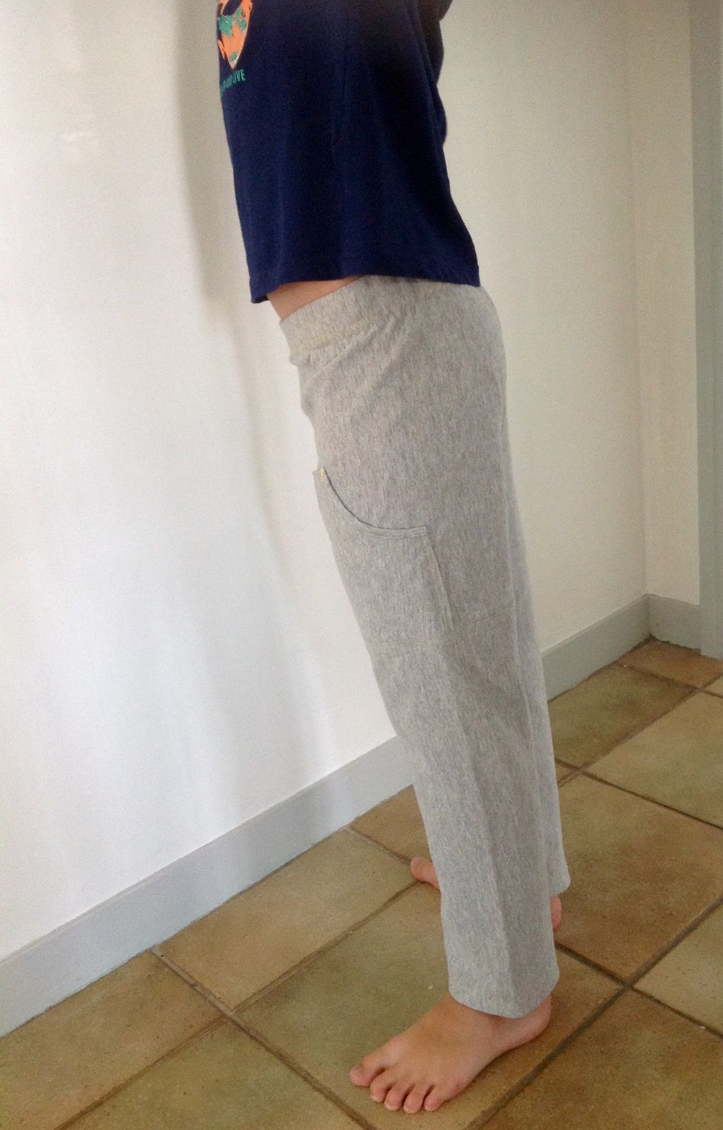 Back to the Couture : le Pantalon de sport