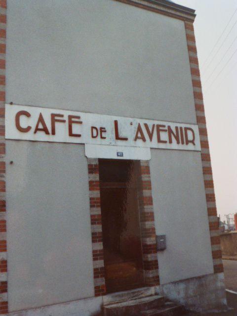 Café de l'Avenir et du Dépôt, cafés de cheminots