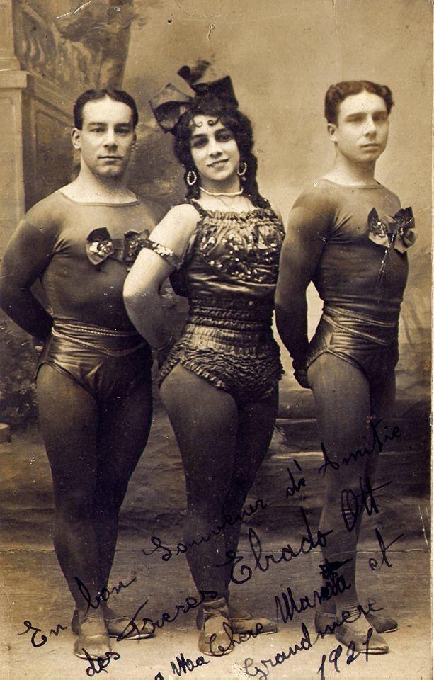 La fabuleuse histoire du Cirque national à Vierzon