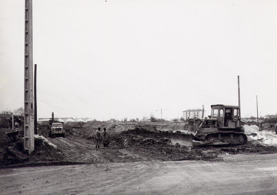 La grande histoire des cités de Vierzon