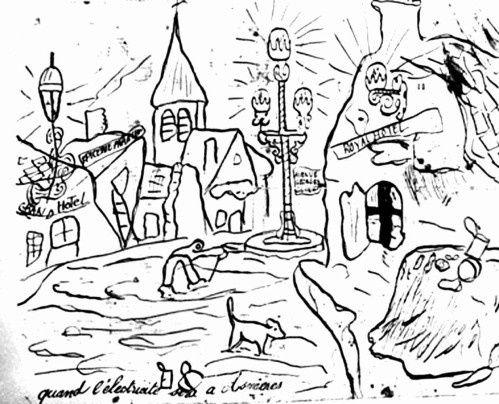 Vierzonnais célèbres : Roland Moisan, caricaturiste au Canard Enchaîné