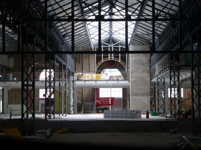 Site de la Société-Française : visitez le futur bowling en photos...