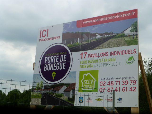 Le projet de 17 pavillons à Bonègue est aujourd'hui au point mort