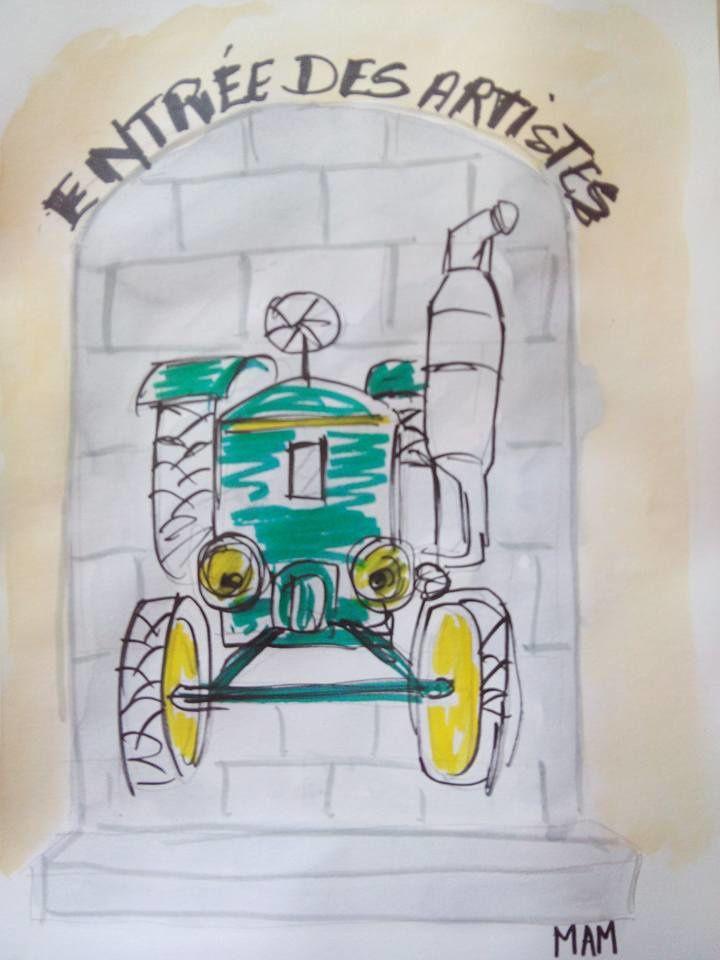 Et maintenant, on cache les tracteurs de Vierzon et on fait un musée des luttes sociales ?