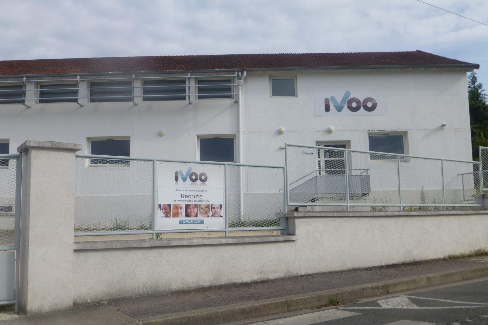 Au fait, vous avez entendu parler de la fermeture d'Ivoo à Vierzon depuis la fin du mois de mai ?