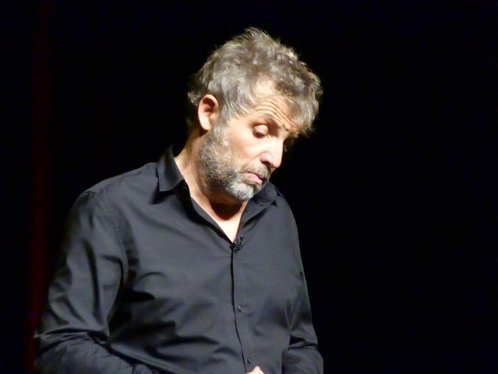 Stéphane Guillon : l'humour corrosif a fait rire un Mac-Nab entier